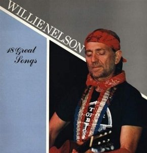 Willie Nelson - 18 Great Songs (LP)