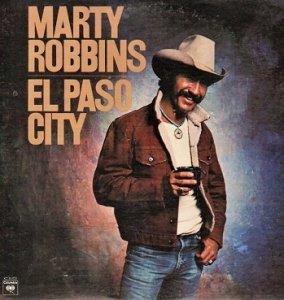 Marty Robbins - El Paso City (LP)