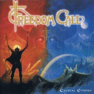Freedom Call - Crystal Empire (CD)