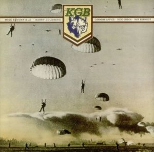 KGB - KGB (LP)