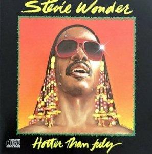Stevie Wonder - Hotter Than July (CD)