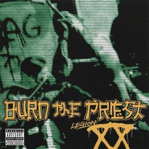 Burn The Priest - Legion: XX (CD)