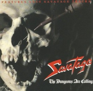 Savatage - The Dungeons Are Calling (CD)