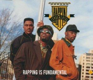 Rappin' Is Fundamental - Rapping Is Fundamental (Maxi-CD)