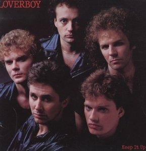 Loverboy - Keep It Up (LP)