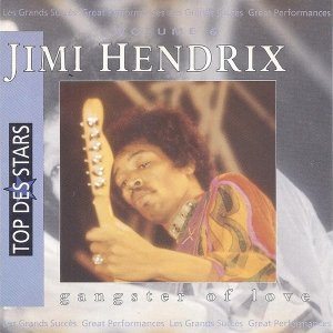 Jimi Hendrix - Gangster Of Love (CD)