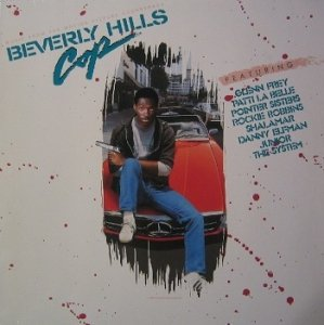 Beverly Hills Cop (Music From The Motion Picture Soundtrack) (LP)