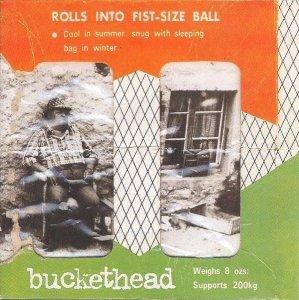 Buckethead - Rolls into Fist-Size Ball (CD)