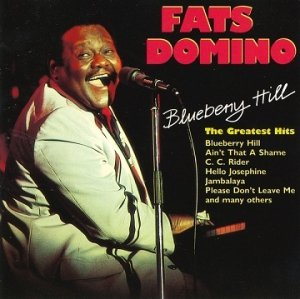 Fats Domino - Blueberry Hill (The Greatest Hits) (CD)