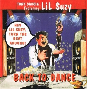 Tony Garcia Featuring Lil Suzy - Turn The Beat Around (Back To Dance) (CD)
