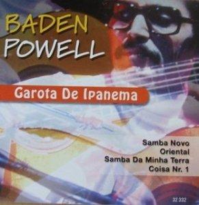 Baden Powell - Garota De Ipanema (CD)
