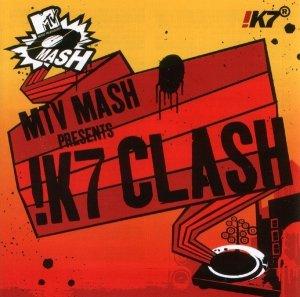 MTV Mash Presents: !K7 Clash (CD)
