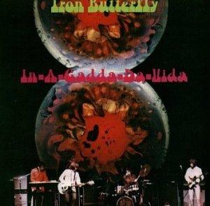 Iron Butterfly - In-A-Gadda-Da-Vida (CD)