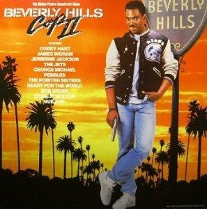 Beverly Hills Cop II: The Motion Picture Soundtrack Album (LP)