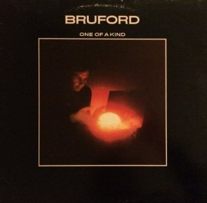 Bruford - One Of A Kind (LP)