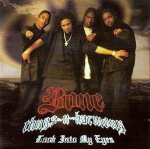 Bone Thugs-N-Harmony - Look Into My Eyes (Maxi-CD)