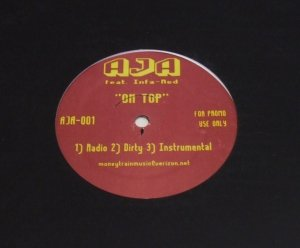 Aja feat. Infa-Red - On Top (12'')