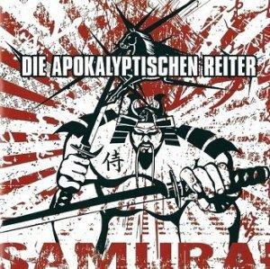 Die Apokalyptischen Reiter - Samurai (CD)
