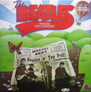 The Beatles Featuring Tony Sheridan - The Beatles Featuring Tony Sheridan (LP)