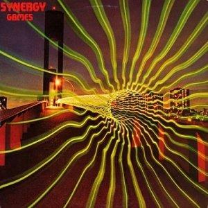 Synergy - Games (LP)