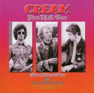 Cream - First U.S.Tour (CD)
