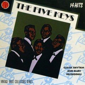 The Five Keys - 14 Hits (LP)