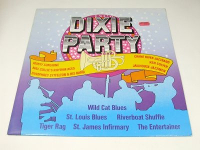 Dixie Party (LP)