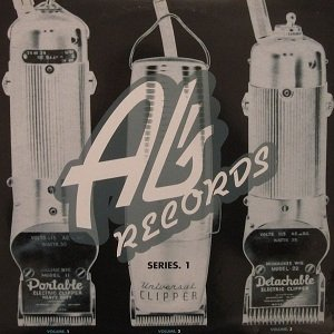 Alex Reece - Al's Records: Series 1 (CD)