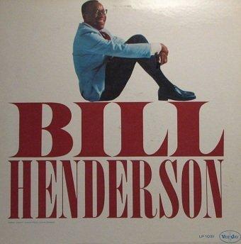 Bill Henderson - Bill Henderson (LP)