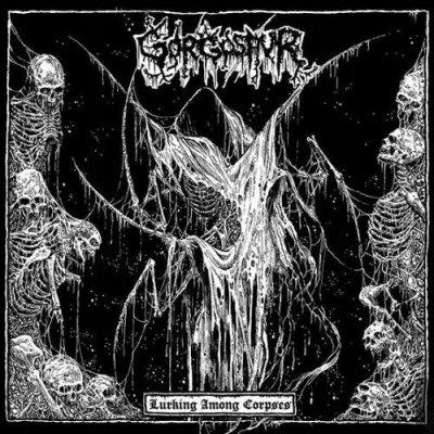 Gorgosaur - Lurking Among Corpses (LP)
