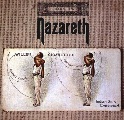 Nazareth - Exercises (LP)