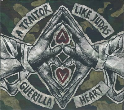 A Traitor Like Judas - Guerilla Heart (CD)
