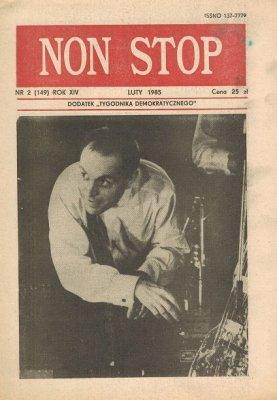 Non Stop 2 (149) Luty 1985 Irek Dudek