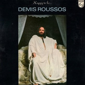 Demis Roussos - Happy To Be... (LP)