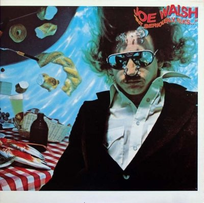 Joe Walsh - But Seriously, Folks... (LP)