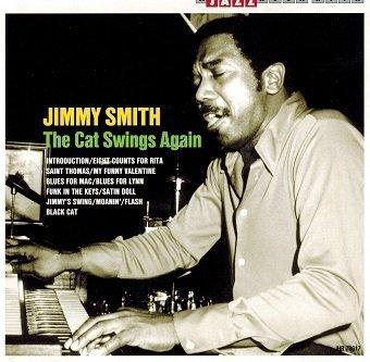Jimmy Smith - The Cat Swings Again (CD)
