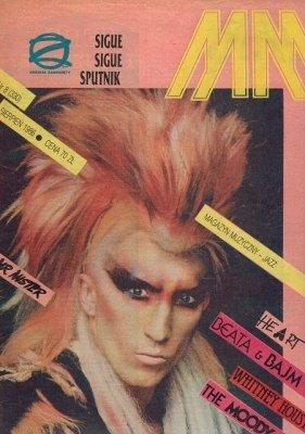 Magazyn Muzyczny Nr 8 (330) Sierpień 1986