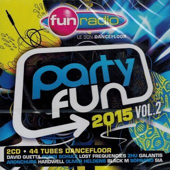Party Fun 2015 Vol. 2 (CD)