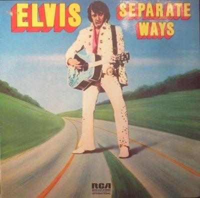 Elvis Presley - Separate Ways (LP)