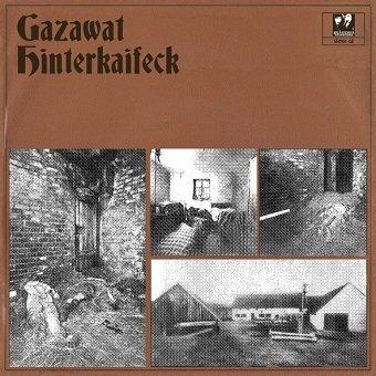 Gazawat - Hinterkaifeck (CD)