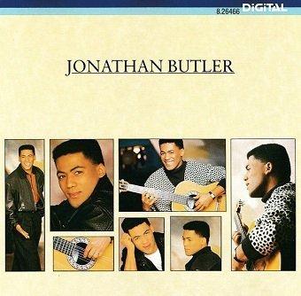Jonathan Butler - Jonathan Butler (CD)