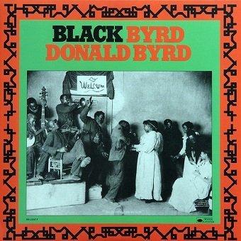 Donald Byrd - Black Byrd (LP)