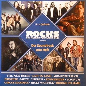 Der Soundtrack Zum Heft Nr. 51 (02/2016) (CD)