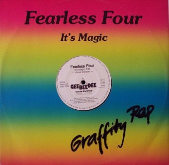 Fearless Four - It's Magic (12'')