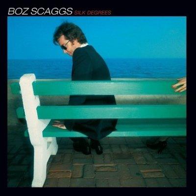Boz Scaggs - Silk Degrees (LP)