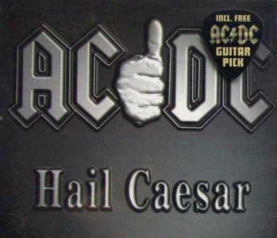 AC/DC - Hail Caesar (Maxi-CD)