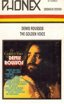Demis Roussos - The Golden Voice Of Demis Roussos (MC)