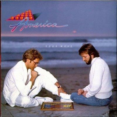 America - Your Move (LP)