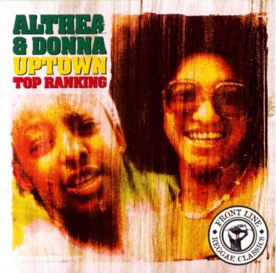 Althea & Donna - Up Town Top Ranking (CD)