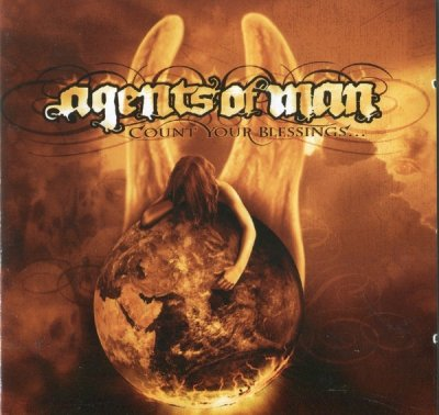Agents Of Man - Count Your Blessings (CD)